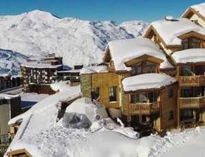 Hotel Pahmina Ski Resort Dome