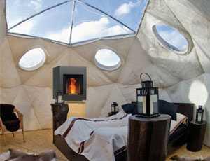 Iglu Dorf Winter Resort Dome