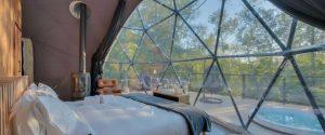 Geodesic Dome Interior Design