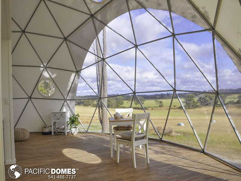 Pacific Domes - Mile End Glamping Dome