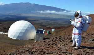 NASA - Hi Seas Mars Dome