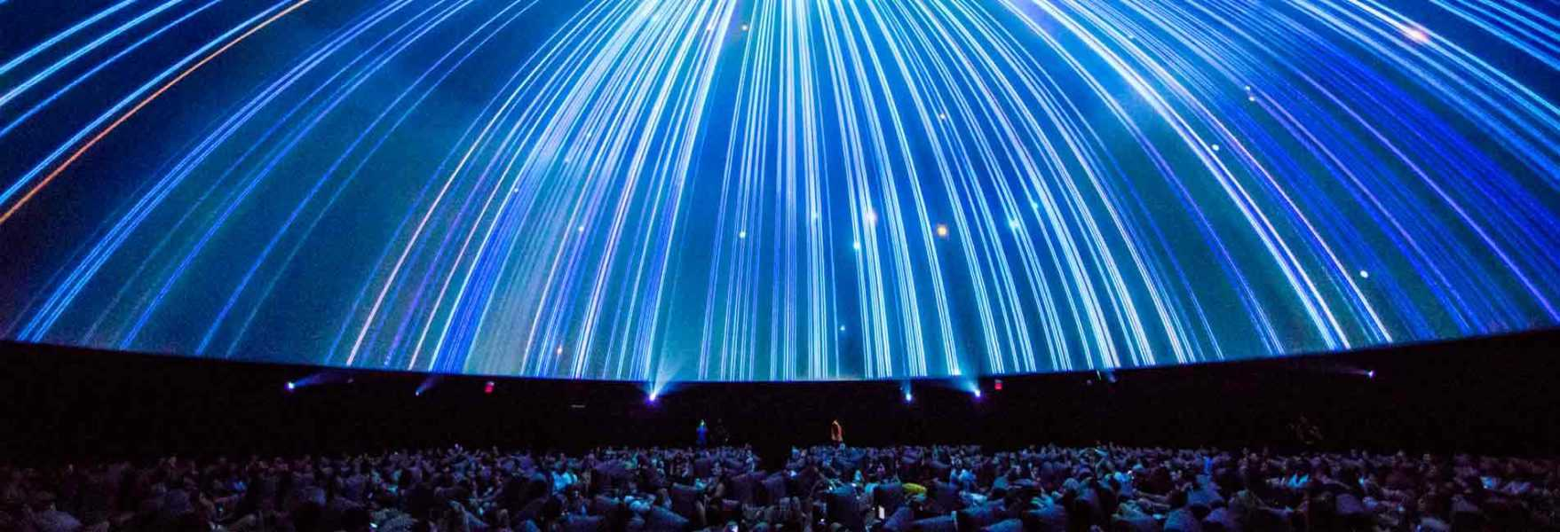 Obscura Digital Projection Dome