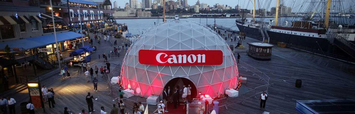 Pacific Domes - Canon Dome