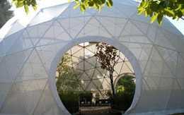 Pacific Domes Greenhouse Dome