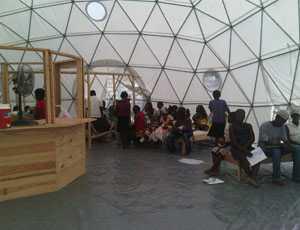Relief Dome Haiti