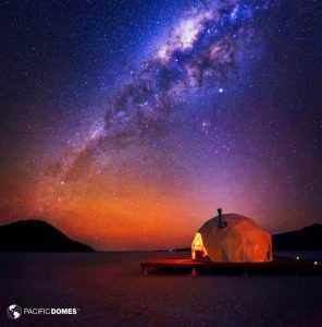 star gazing at Kachi Lodge