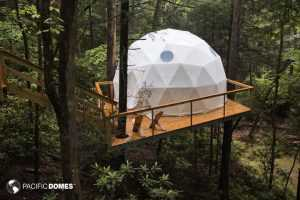 Treetop Haven Dome