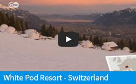 Whitepod Camping Domes - Switzerland