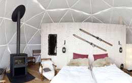 Whitepod Winter Resort Dome