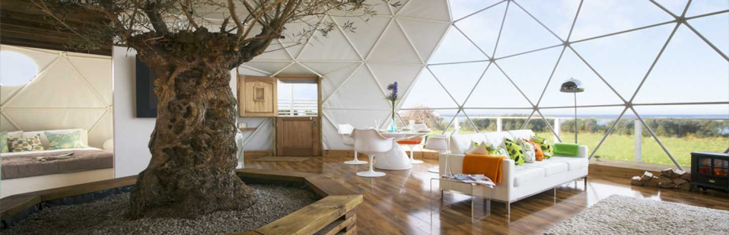 Pacific Domes - Geodesic Dome Homes