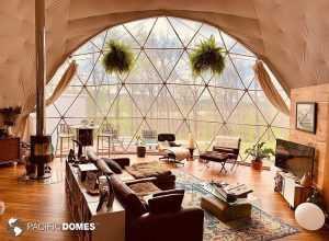 36ft Eco Dome Home