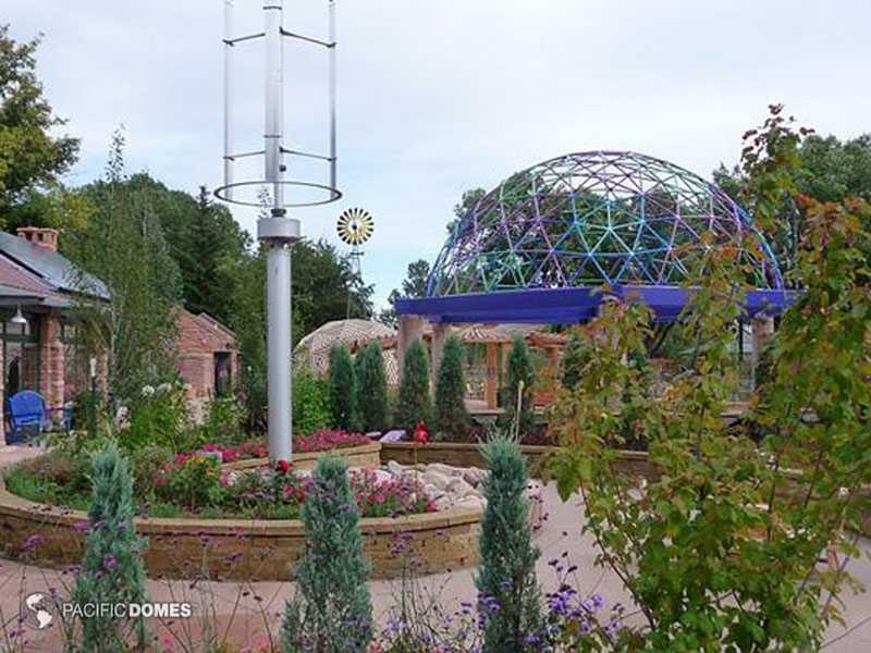 The Children's Village Dome