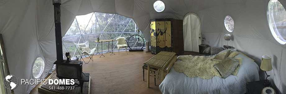 20ft Guest house dome