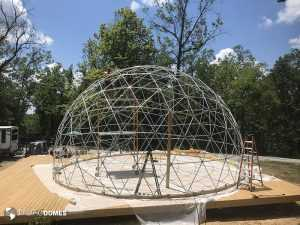 dome build