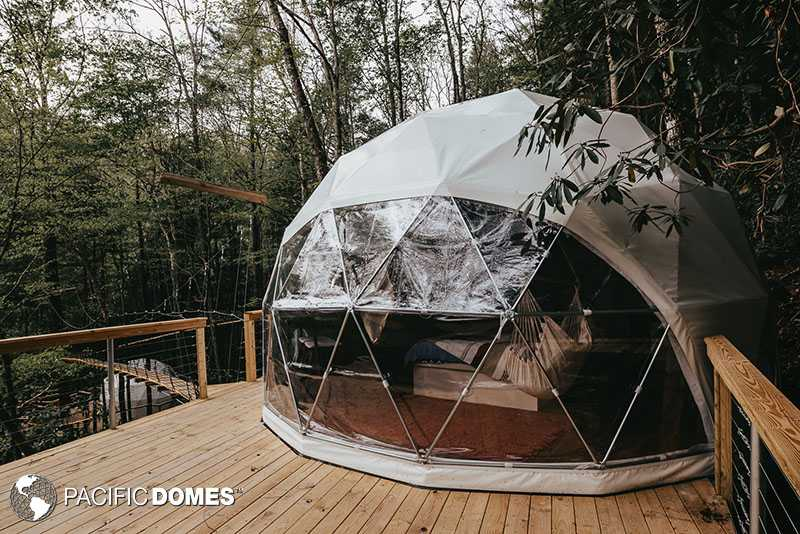 Tree Top Haven Dome