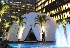 50ft Projection Dome with Suspended Cover