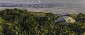 Rewild yourself - in Tanzania, a dome stands in the Ngorongoro Conservation Area