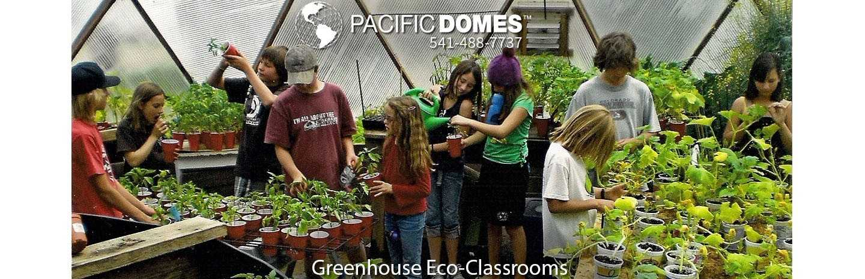 Greenhouse Eco Classroom