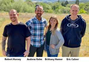 Pacific Domes Sales Team