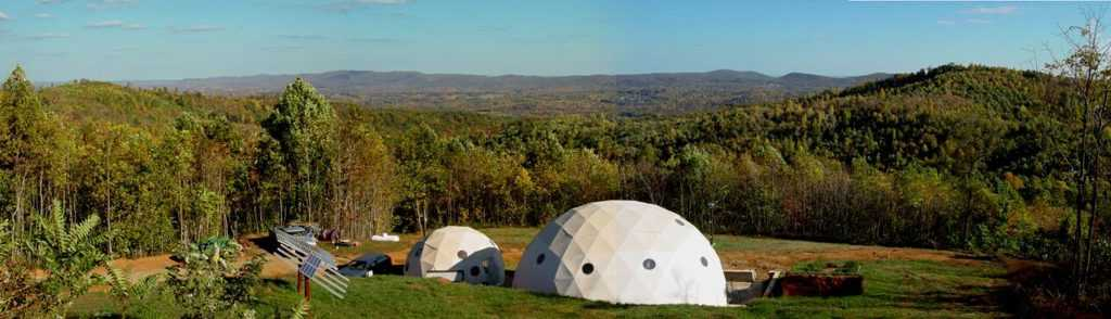 36' Solar Dome - Panorama