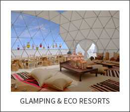 Glamping & Eco Resort Domes Gallery