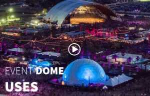Pacific Domes - Event Dome Uses