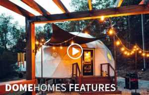 Pacific Domes - Dome Home Features