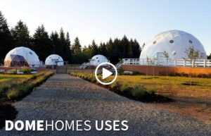 Pacific Domes - Dome Homes Uses