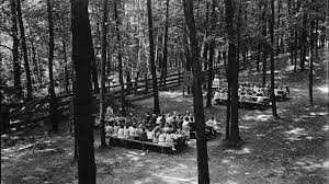 1900's Open-air School Movement