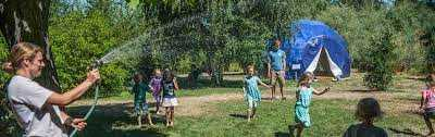 Kids & Dome - Summer Camp at Coyote Trails