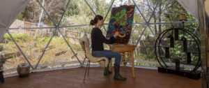 art studio dome