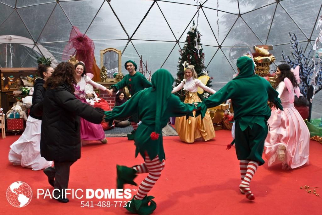 Pacific Domes - Christmas Dome