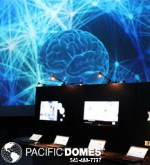 Immersive Event Technology by Pacific Domes – Gold Medal Winner