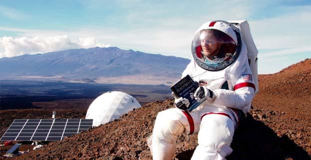 HiSeas Mission Mars Dome