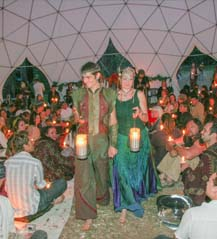 Pacific Domes - Fairy Wedding Dome