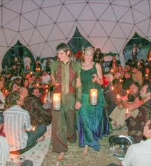 Pacific Domes - Fairy Wedding Dome