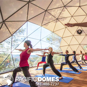 Ibiz Spain, Yoga Retreat Dome