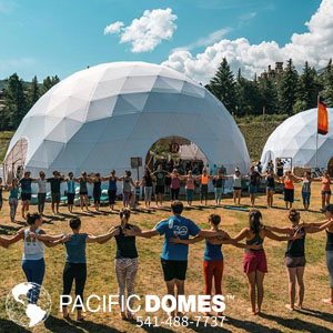 Pacific Domes - Wanderlust Yoga Dome