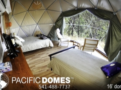 (36') Glamping-Pacific Domes