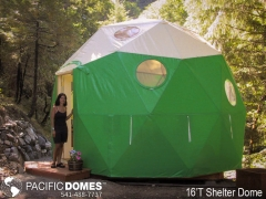 16'T Shelter Dome-Pacific Domes