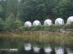 Backeddy 16' Domes