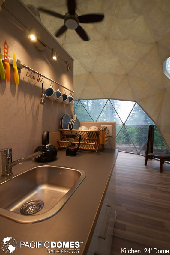 24ft Dwell Domes Gallery