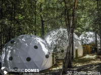 30' Shelter Domes-Pacific Domes