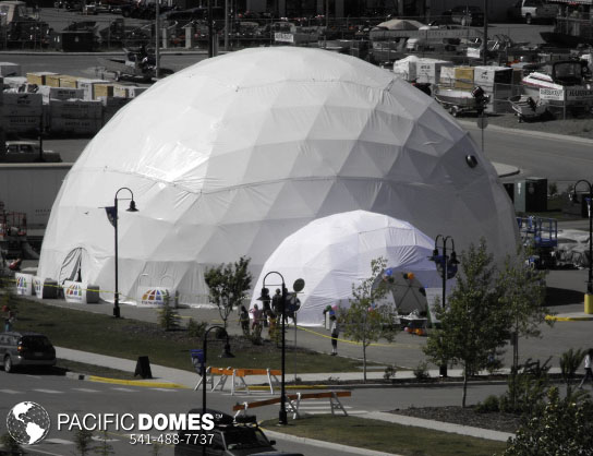 Franco Force-Pacific Domes