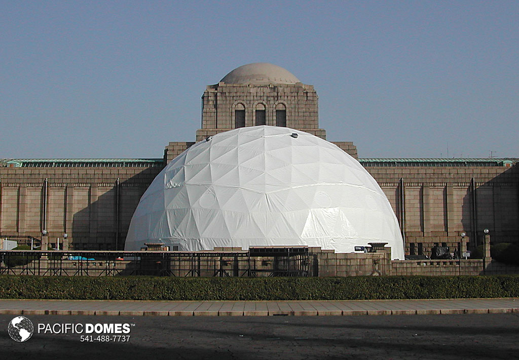 90ft Event Dome Gallery