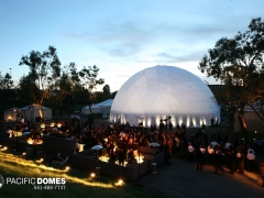 Google-Pacific Domes