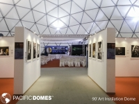 Art Instilation Dome-Pacific Domes