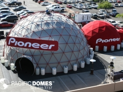 Obscura Pioneer Domes