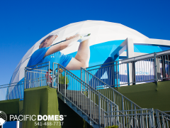 AT& T Golf Dome
