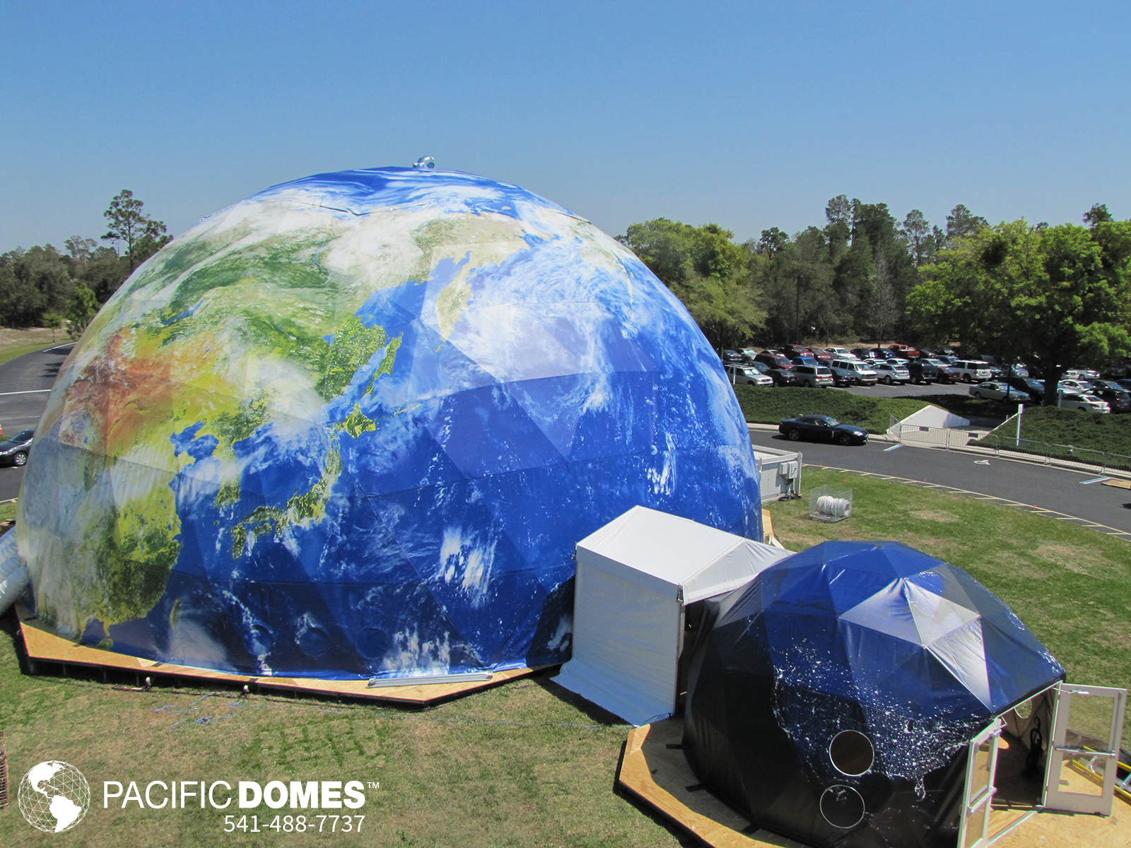 Earth Domes
